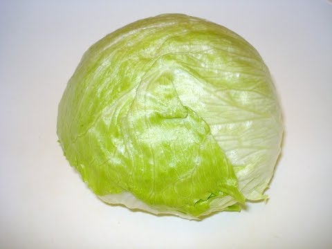 5 Healthy Reasons to Eat Iceberg Lettuce