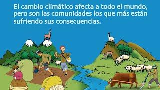 Cambio climático en el altiplano