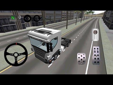 Truck Simulator 2014 3D Full Android Game Apk DOWNLOAD