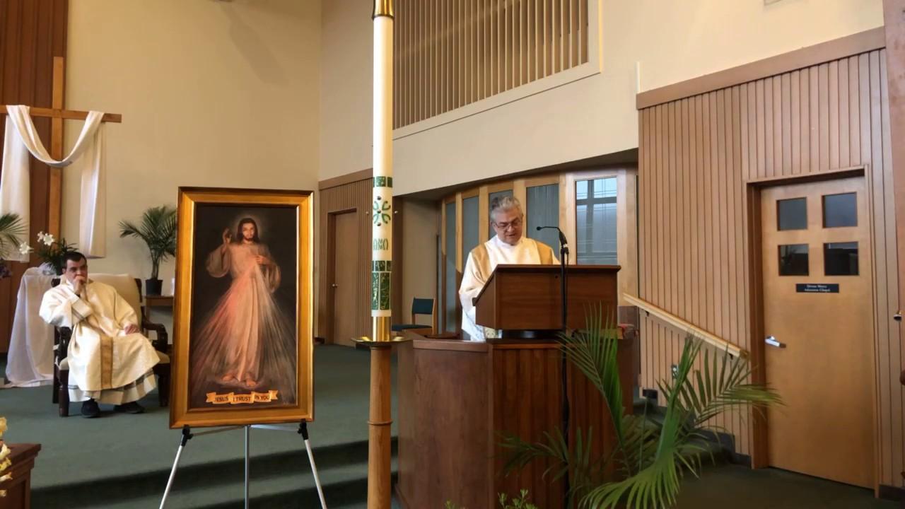 II Domingo de Pascua_De la Divina Misericordia_19 de Abril de 2020