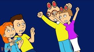 Arthur und D. W. Beats Bis Caillou und Rosie / Geerdet