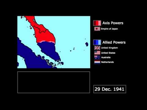 [WWII] The Malayan Campaign (1941-1942): Every Day