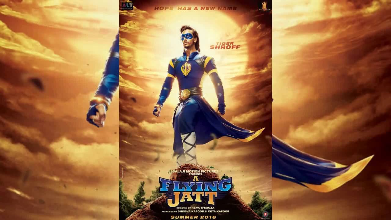 A Flying Jatt Title Track Lyrics Mp3 Songs Free Download