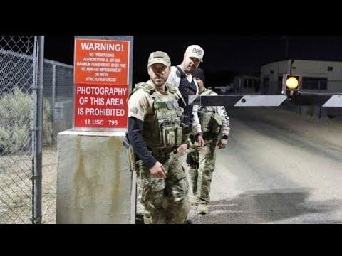 آلاف الأمريكيين يستعدون لزيارة المنطقة 51 الغامضة بنيفادا  - نشر قبل 6 ساعة