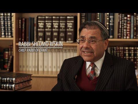 Chief Rabbi Shlomo Riskin on the Founding of Efrat, Israel