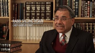 Gambar cover Chief Rabbi Shlomo Riskin on the Founding of Efrat, Israel