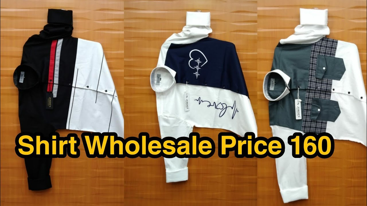 Branded Shirt Manufacturers tank road wholesale market