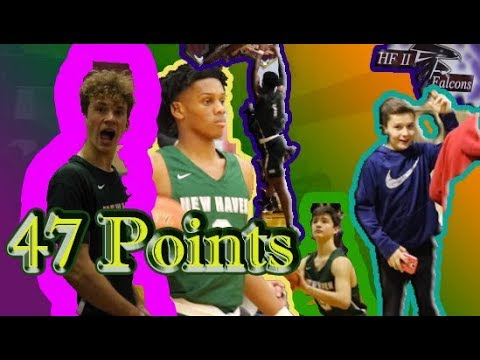 """""""New Haven Rockets V.s Utica Ford II"""" Full Game Mix"""" Romeo Weems Drops 47 pts."""