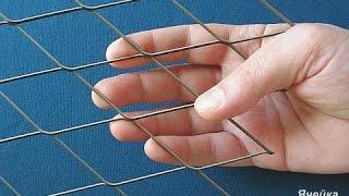 Сетка для стяжки пола(Армировочная сетка для пола используется для армирования стяжки. К плюсам пластиковой сетки для стяжки..., 2015-06-09T08:39:52.000Z)