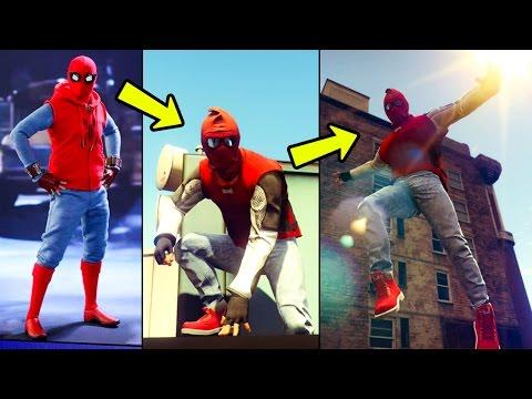 GTA Online: FASHION FRIDAY! (Spiderman, Logan, Star Wars, New Police & MORE)