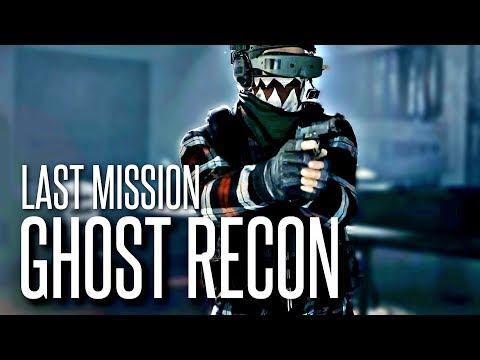 I FINISHED THE GAME... FINALLY - Ghost Recon Wildlands