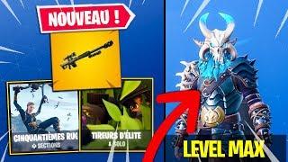 🔴 MAJ 5.21 : NOUVEAU SNIPER LOURD ET NOUVEAUX MODES sur Fortnite: Battle Royale