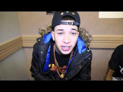 Baeza Live At The Fresno Winter Jam