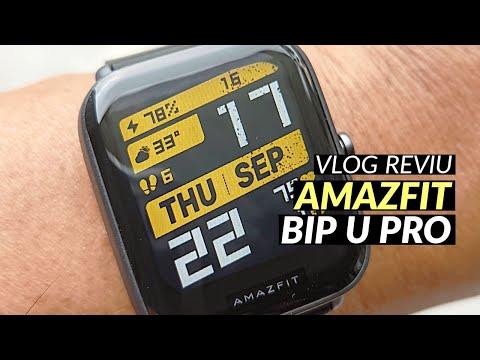 Reviu Jam Smartwatch Amazfit Bip U Pro