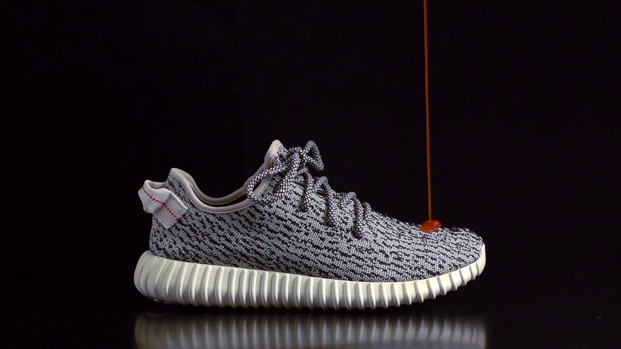 5b717d325d8 adidas Yeezy 350 Turtle Dove - Crep Protect Test - YouTube