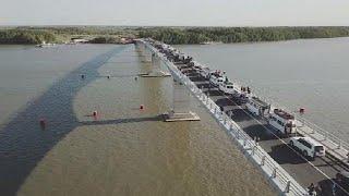 Bridge connecting Gambia, Senegal opens