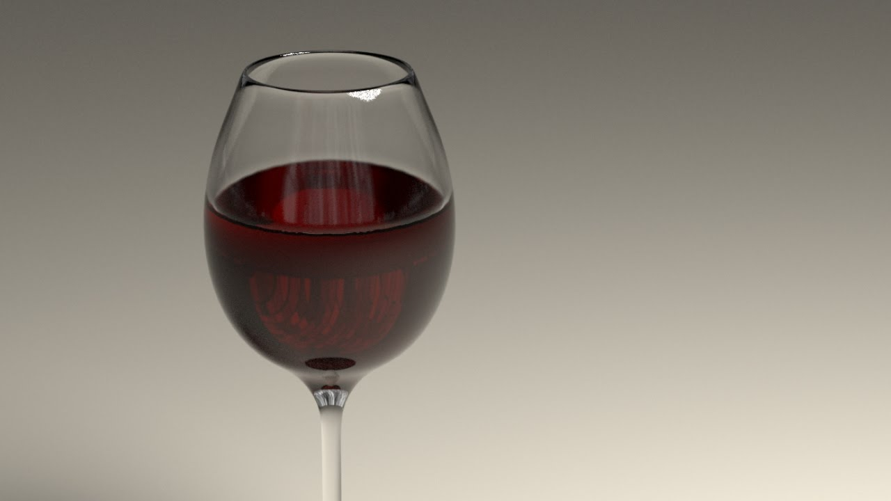 Wine Glass With Wine Part - 30: Blender Tutorial: Morphing Wine Glass Animation - YouTube