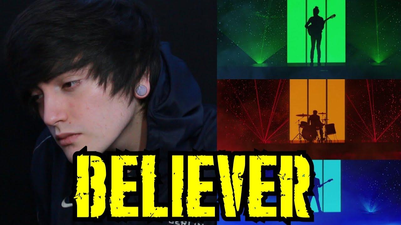 Imagine Dragons - Believer (Covers Español)