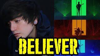 Imagine Dragons - Believer (Cover Español)