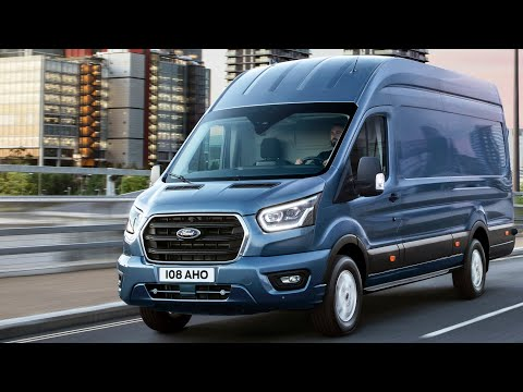 2020 Ford TRANSIT VAN – (interior, exterior, and drive) / NEW Ford TRANSIT 2020