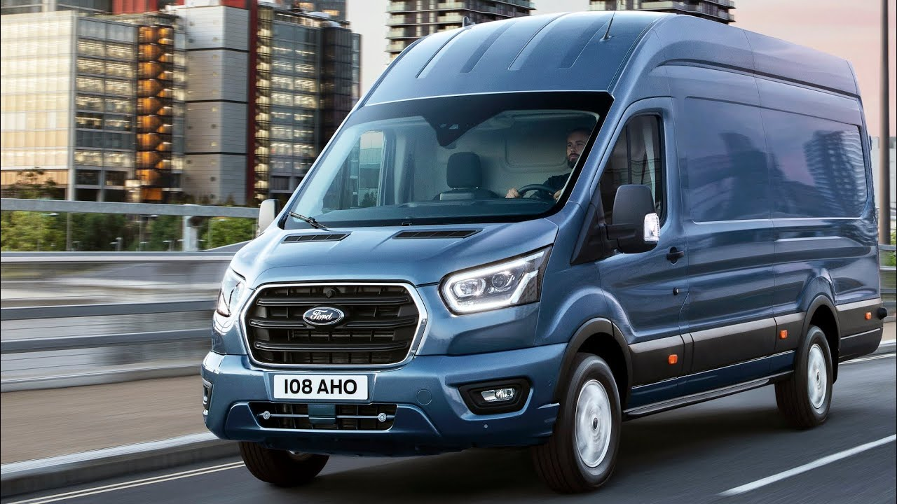 Commercial Van Interiors >> 2020 Ford Transit Van Interior Exterior And Drive New Ford Transit 2020