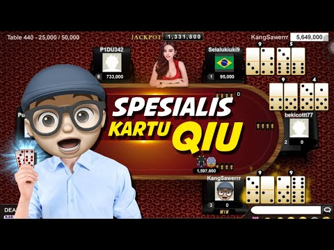 Spesialis Kartu Qiu Anti Kalah Main Domino Qiu Qiu Online Kang Sawer U Cyntiacc