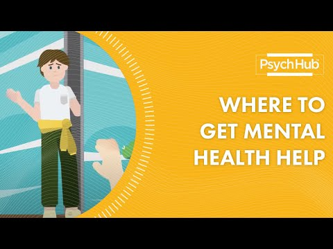 Where to Get Mental Health Help