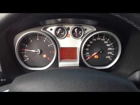 Правильный запуск двигателя в мороз. Ford Focus 2 2.0