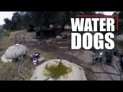Water Dogs| Marines prepare for upcoming deployment