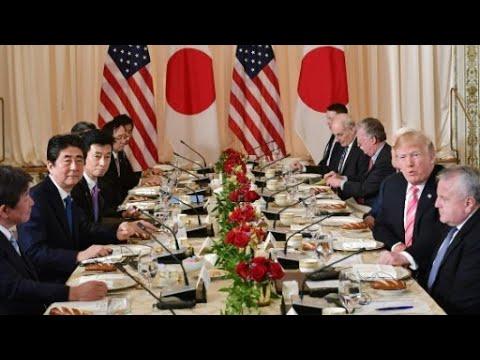 فرانس 24:Donald Trump on North Korea: