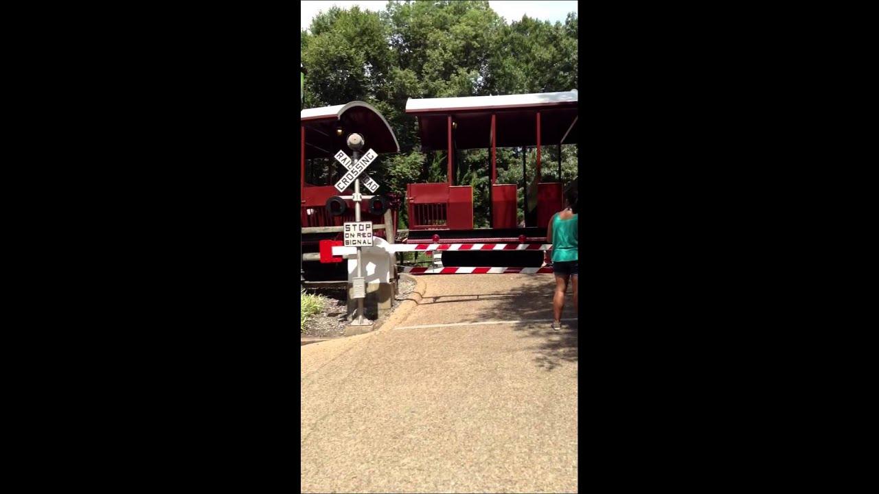 Train At Scotland St Busch Gardens Williamsburg Va Youtube