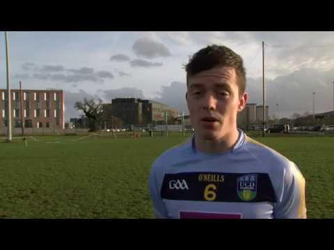 Electric Ireland Sigerson Cup Report - Maynooth v UCD