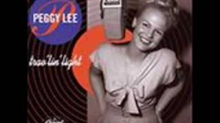 Peggy Lee Linger In My Arms A Little Longer