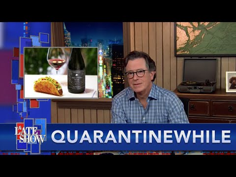 Quarantinewhile... What Pairs Best With Taco Bell Wine?