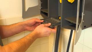How To Install/Set Up A Diversey J-Fill Quattro Select Dispensing System— Bunzl Processor Division