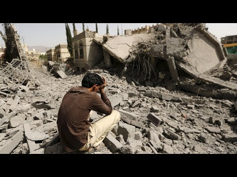 Saudis 'commit war crimes' & 'are not held to account' – researcher