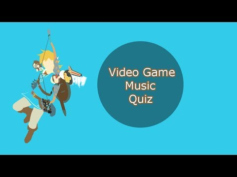 Video Game Music Quiz