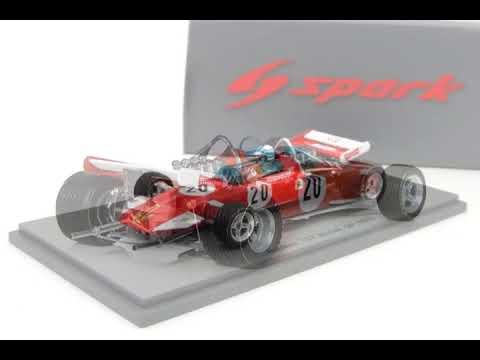 Surtees F1 Team 1970, En Escala 1/43