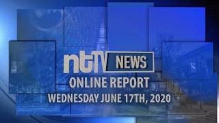 ntTV Online Report 6-17-2020
