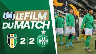 VIDEO: Oleksandria 2-2 ASSE : le film du match