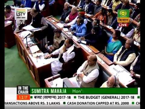 Union Budget Live on DD Kisan Part-12 (01.02.2017) बजट 2017
