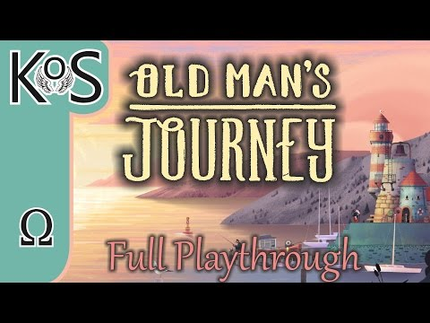 Old Man's Journey - FULL PLAYTHOUGH, Story, Let's Play, Gameplay