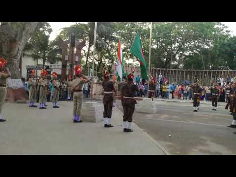 Bangladesh India border video