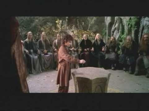 Le Seigneur Des Anneaux : La Communauté De l'Anneau (trailer fr) streaming vf