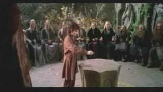Le Seigneur Des Anneaux : La Communauté De l'Anneau (trailer fr)