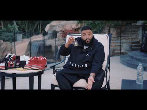 Dj Khaled How To Use Crep Protect Wipes - Tutorial