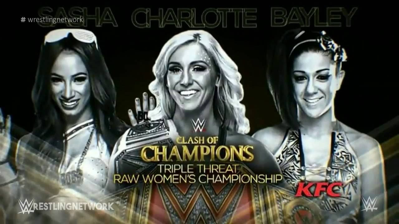 Download WWE Clash Of Champions 2016 Full and Official Match Card - HD - Live on September.