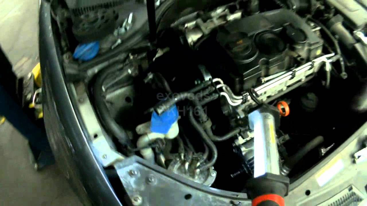 Vw A4 Bew Brm Camshaft Position Sensor Youtube