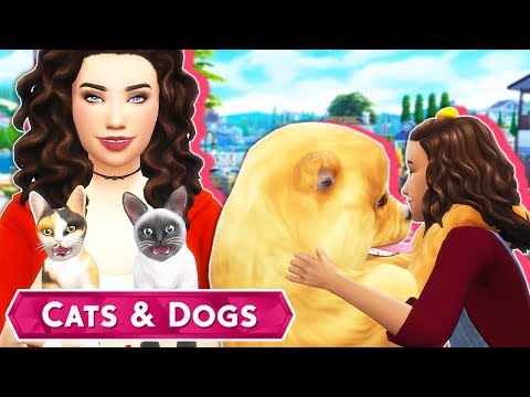 WE ADOPTED 2 KITTENS!😱😍 // The Sims 4 | Cats & Dogs #6