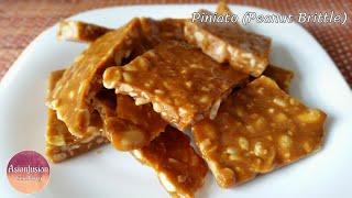 Piniato ( Peanut Brittle )